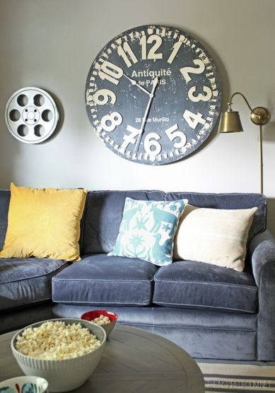 Totally Outstanding Sectional Sofa Decoration Ideas With Lamps 64