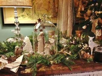 Brilliant Christmas Decoration Ideas For Small House 29
