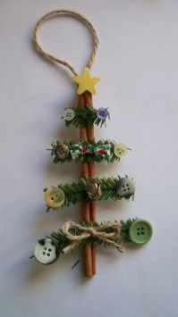 Brilliant And Inspiring Recycled Christmas Tree Decoration Ideas 14