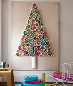 Brilliant And Inspiring Recycled Christmas Tree Decoration Ideas 30