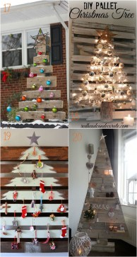 Brilliant And Inspiring Recycled Christmas Tree Decoration Ideas 38
