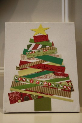 Brilliant And Inspiring Recycled Christmas Tree Decoration Ideas 45