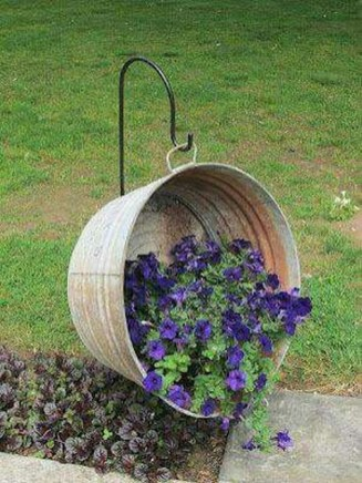 Cute Flower Garden Ideas35
