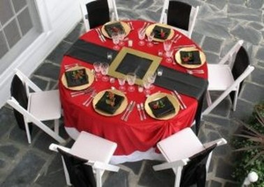 Elegant Table Christmas Decoration Ideas 12
