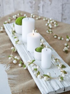 Elegant Table Christmas Decoration Ideas 23