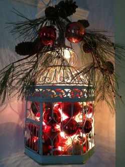 Gergerous Indoor Decoration Ideas With Christmas Lights39