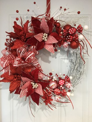 Totally Fun Candy Cane Christmas Decoration Ideas For Your Home08