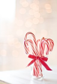 Totally Fun Candy Cane Christmas Decoration Ideas For Your Home31