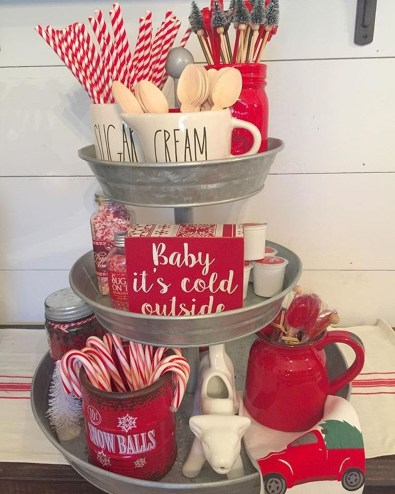 Totally Fun Candy Cane Christmas Decoration Ideas For Your Home47