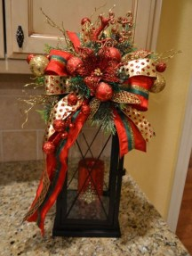 Totally Inspiring Red And Gold Christmas Decoration Ideas 29