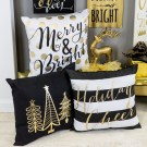 Unique And Unusual Black Christmas Decoration Ideas 16