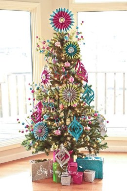 Unique But Inspiring Christmas Tree Toppers Decoration Ideas 24