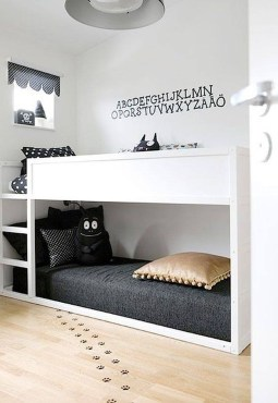 Cool And Functional Built In Bunk Beds Ideas For Kids39