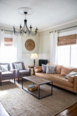 Cozy And Modern Living Room Decoration Ideas 29