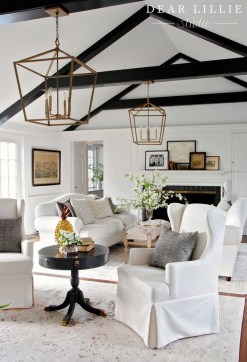 Cozy Neutral Living Room Decoration Ideas 50
