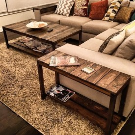 Creative Diy Coffee Table Ideas For Your Home 28