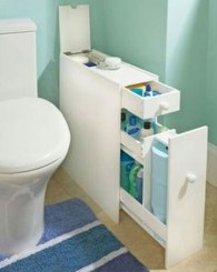 Creative Practical Bathroom Storage Design Ideas04