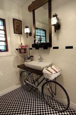 Creative Practical Bathroom Storage Design Ideas15