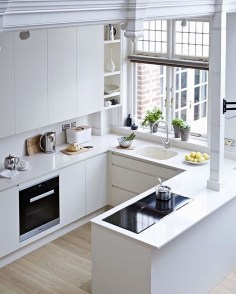 Creative Small Kitchen Design Ideas27