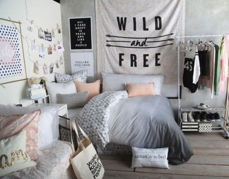 Cute Teen Room Design Ideas To Inspire You17