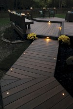 Gorgeous Wooden Deck Porch Design Ideas 40