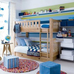 Lovely Children Bedroom Design Ideas35
