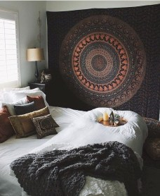 Refined Boho Chic Bedroom Design Ideas28