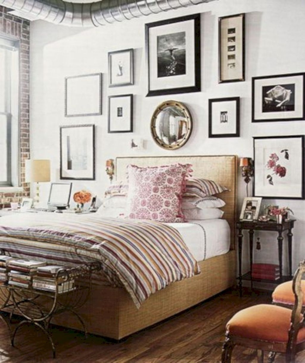 Refined Boho Chic Bedroom Design Ideas35