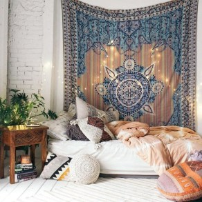 Refined Boho Chic Bedroom Design Ideas39