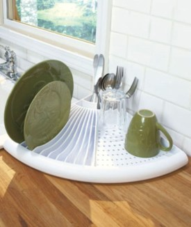 Small And Creative Dish Racks And Drainers Ideas08
