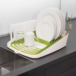 Small And Creative Dish Racks And Drainers Ideas21