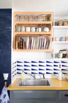 Small And Creative Dish Racks And Drainers Ideas24