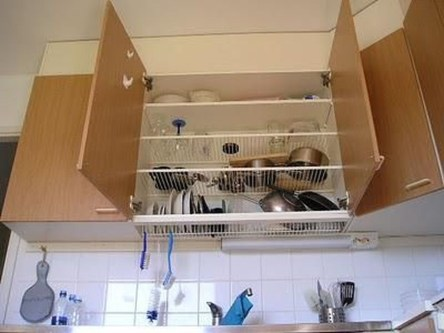 Small And Creative Dish Racks And Drainers Ideas25