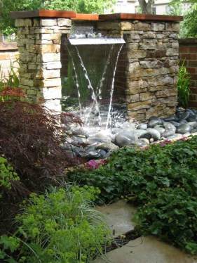 Totally Inspiring Backyard Waterfall Ideas On A Budget 44