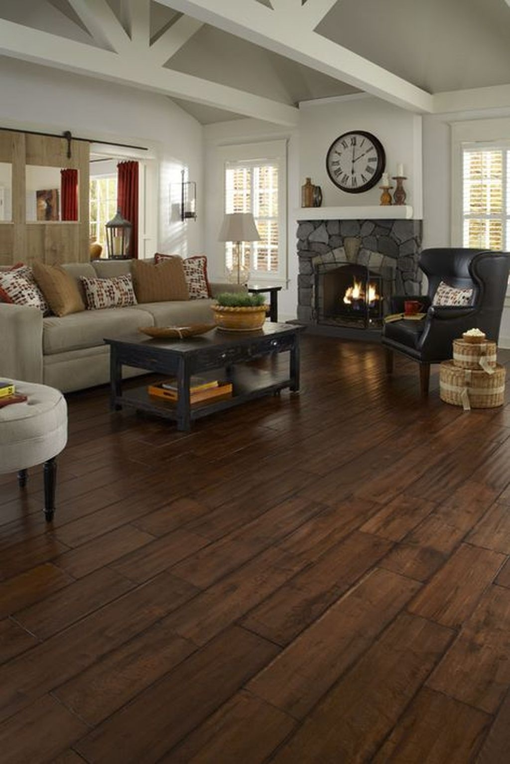 Totally Inspiring Bamboo Flooring Design Ideas29