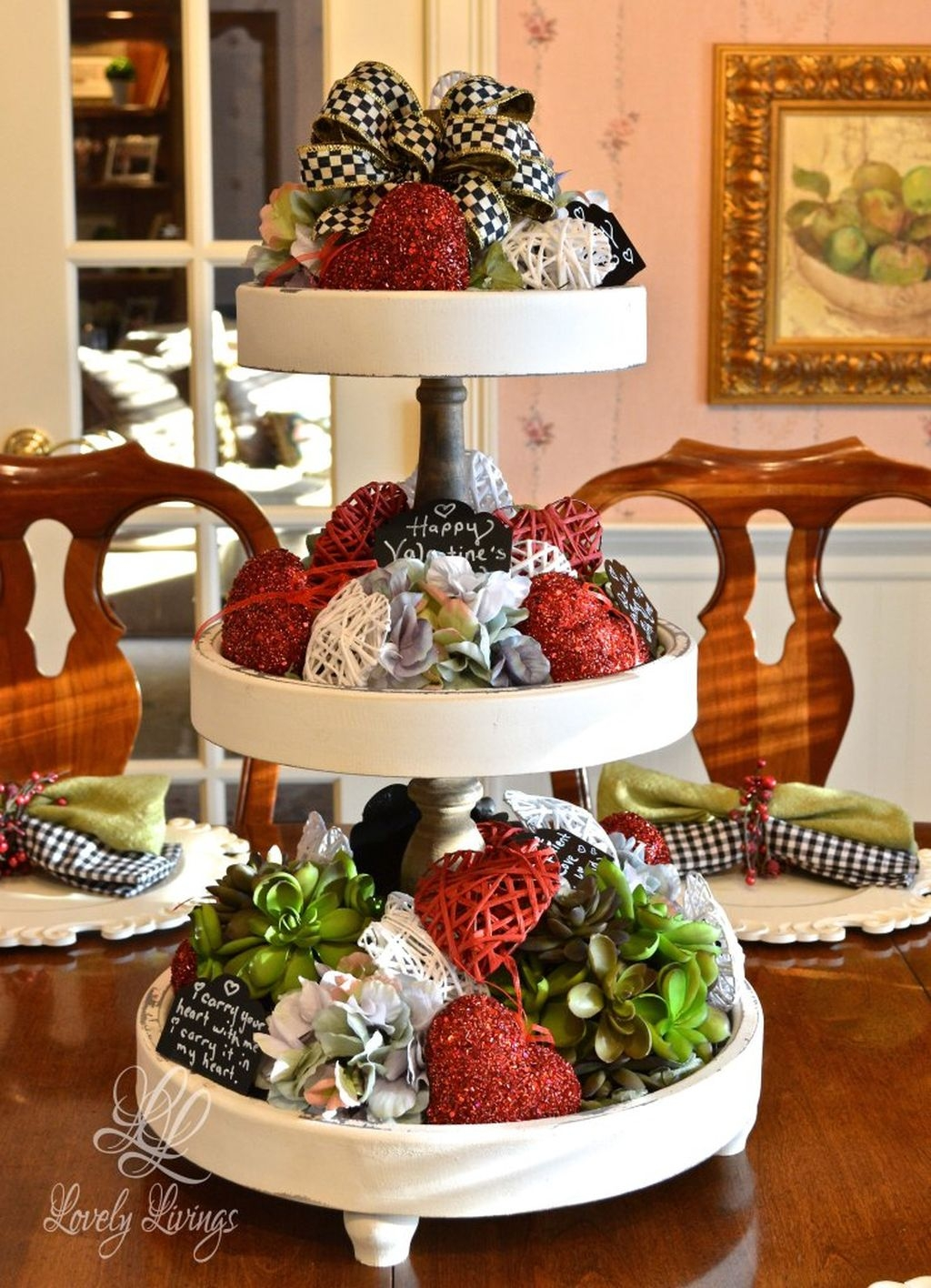 Adorable Valentines Day Party Decoration Ideas 08