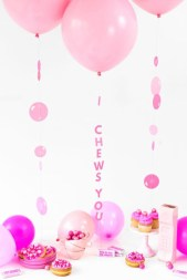 Adorable Valentines Day Party Decoration Ideas 52