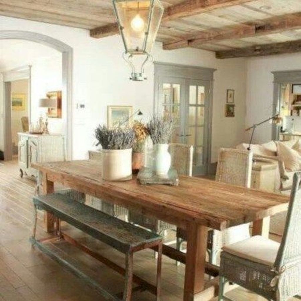 Amazing French Country Home Decoration Ideas 20
