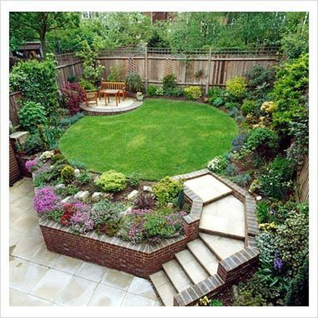 Beautiful Garden Design Ideas On A Budget 24