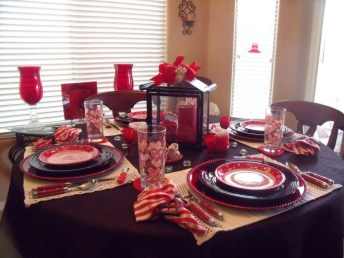 Best Ideas Decorate Dining Room Table Valentines 13