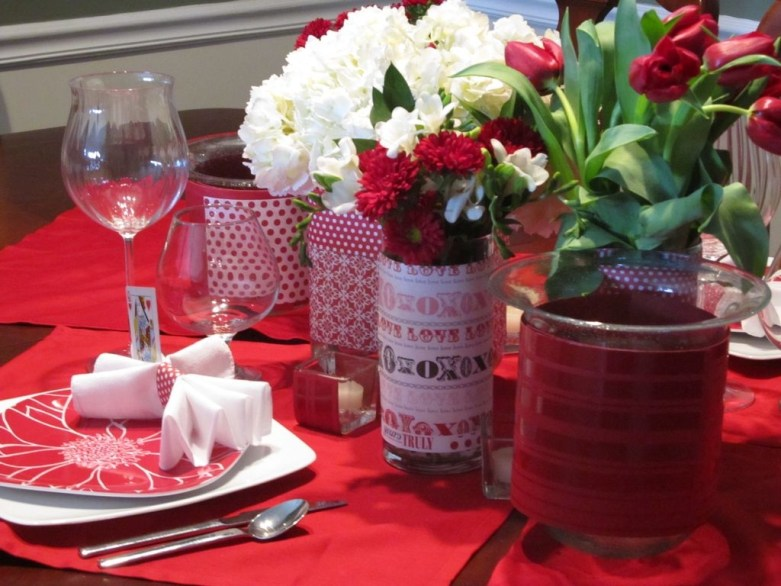 Best Ideas Decorate Dining Room Table Valentines 29