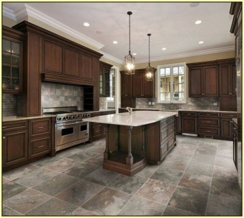 Best Porcelain Slab Countertops Design Ideas For Your Kitchen 12