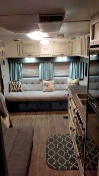 Best Travel Trailer Organization Rv Storage Hacks Remodel Ideas 45
