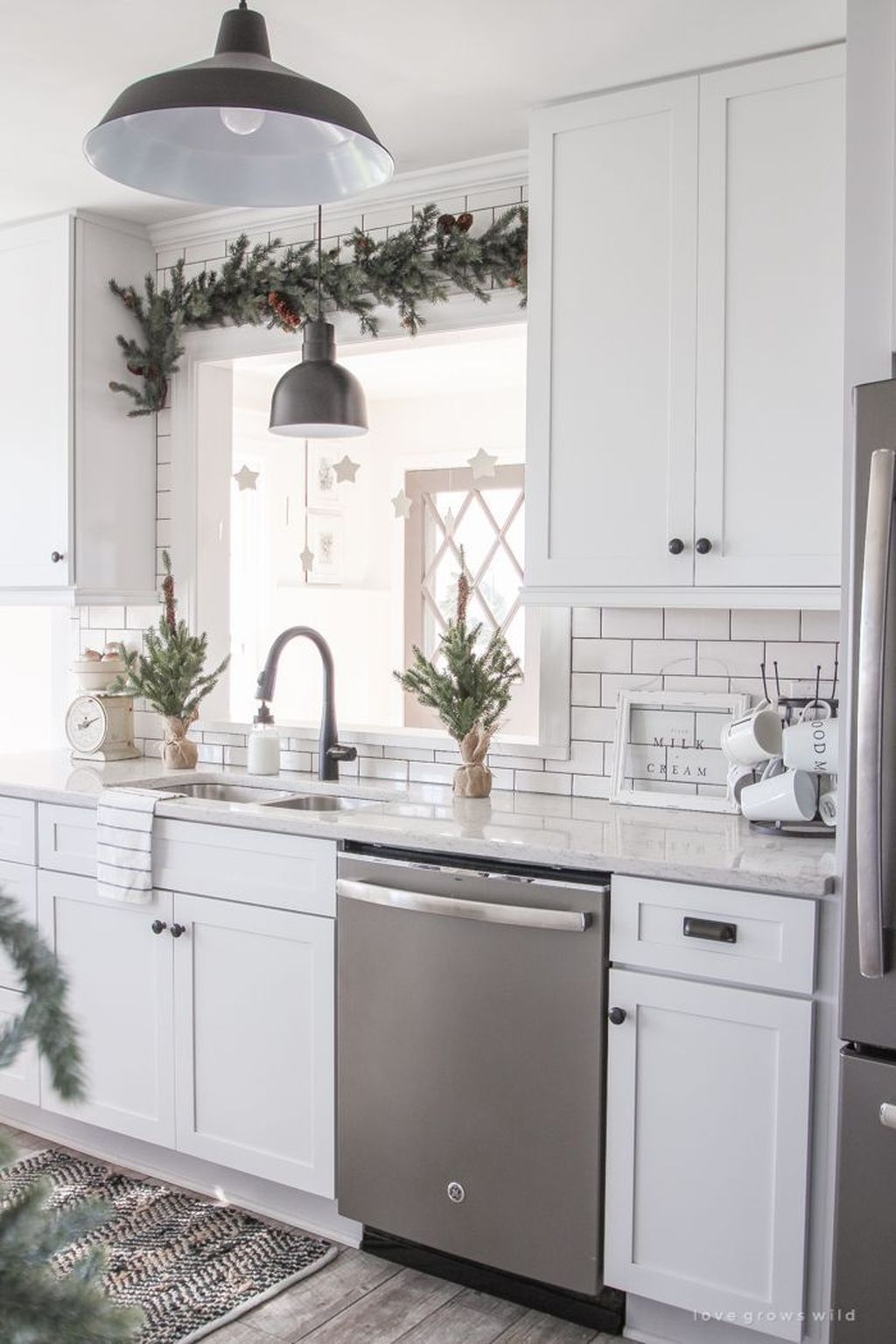 Best Winter Kitchen Decoration Ideas 14