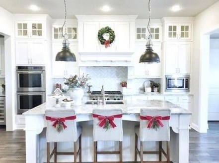 Best Winter Kitchen Decoration Ideas 17