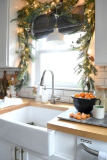 Best Winter Kitchen Decoration Ideas 29