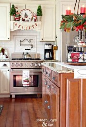 Best Winter Kitchen Decoration Ideas 38
