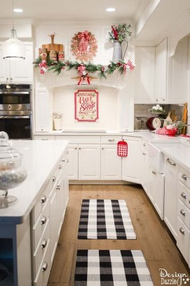Best Winter Kitchen Decoration Ideas 41