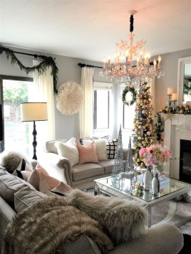 Best Winter Living Room Decoration Ideas 15
