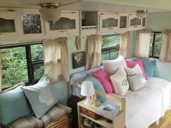 Creative Rv Camper Remodel Ideas You Will Love 14